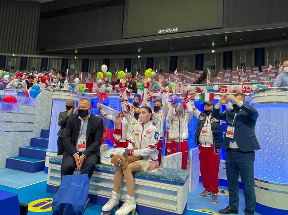 Россия стала абсолютным рекордсменом в истории турнира World Team Trophy
