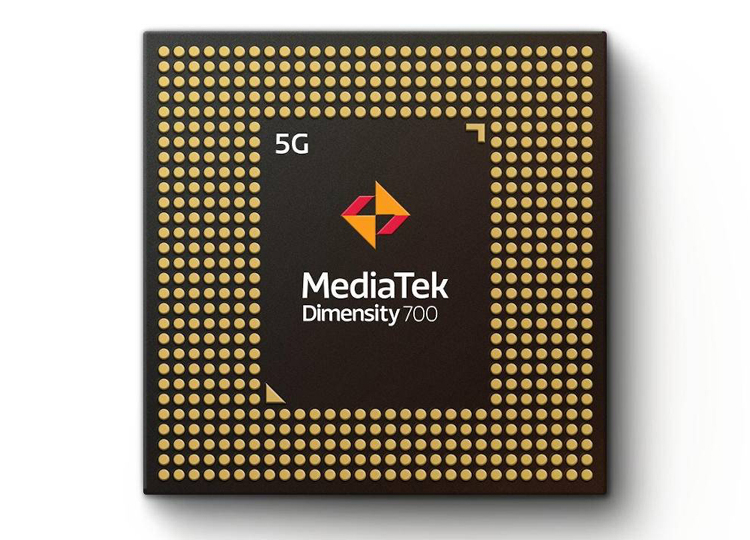 Процессор MediaTek Dimensity 700 ориентирован на доступные 5G-смартфоны