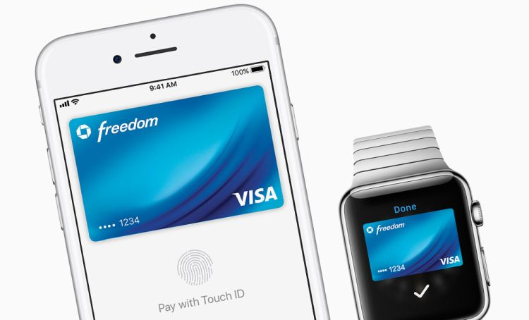 Россия стала второй страной в мире по количеству пользователей Apple Pay