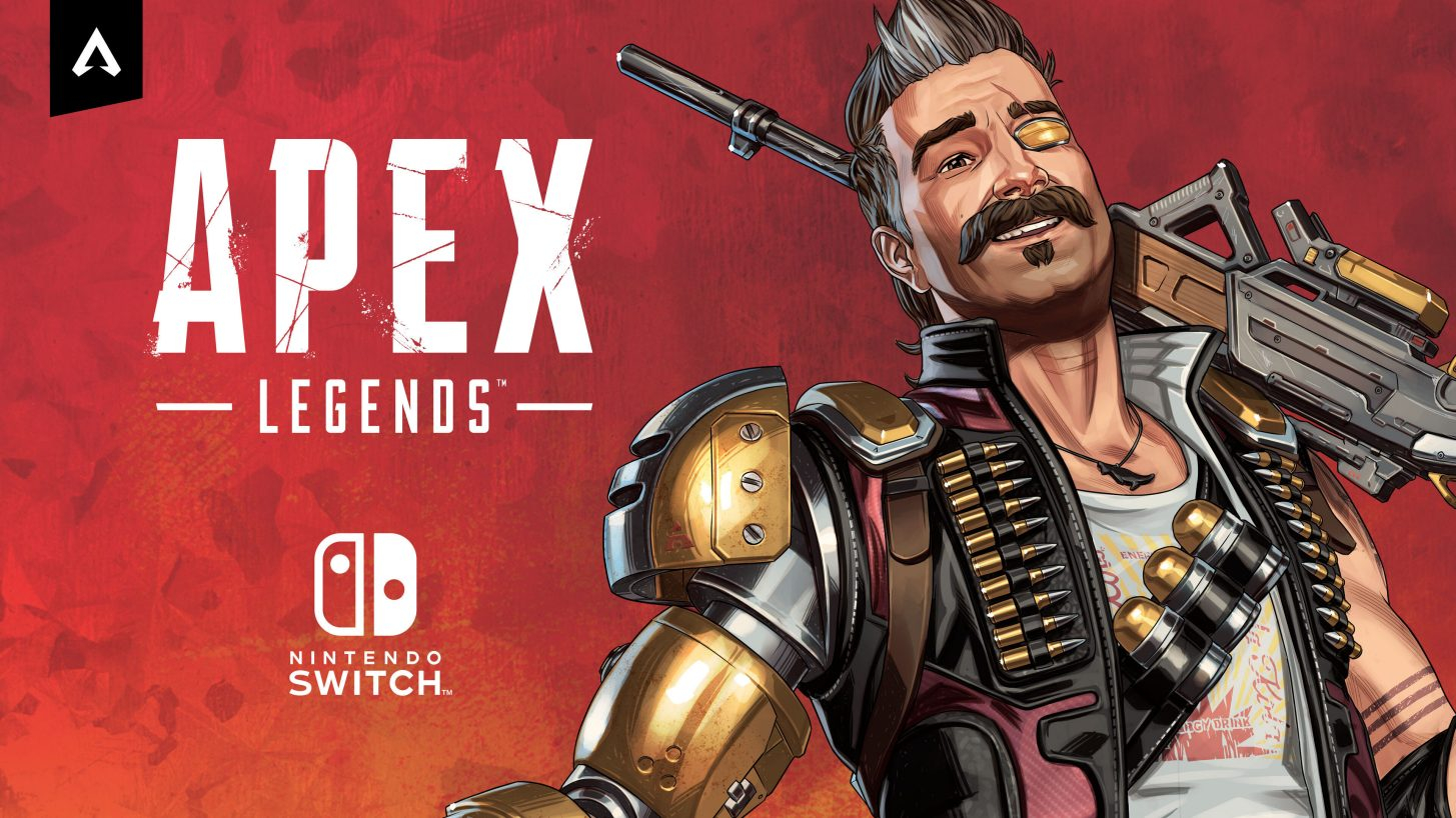 Официально: Switch-версия Apex Legends выйдет 9 марта