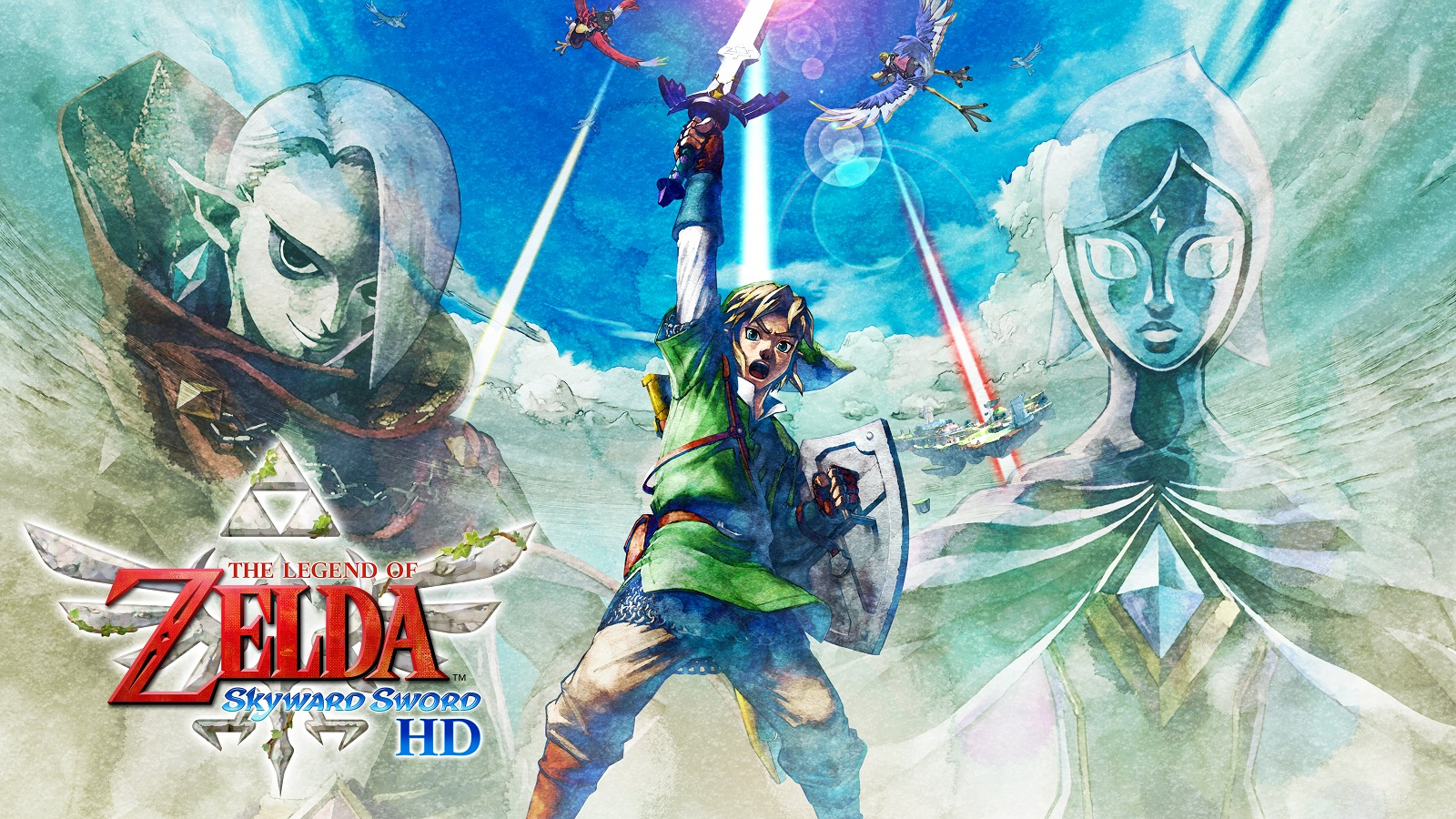 The Legend of Zelda: Skyward Sword всё-таки выйдет на Switch в формате переиздания