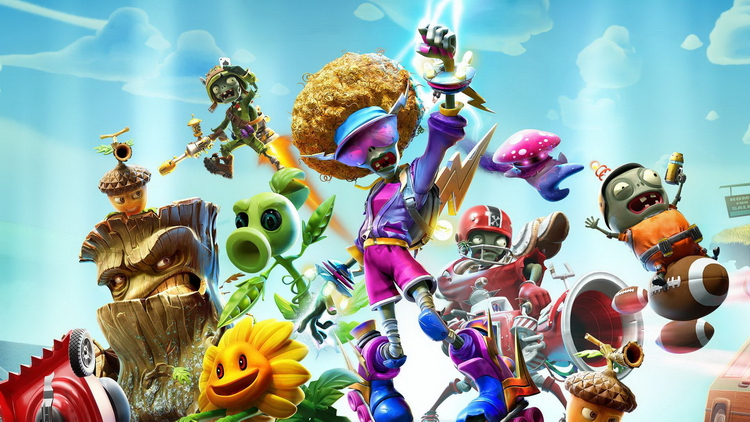 Полное издание шутера Plants vs. Zombies: Battle for Neighborville выйдет на Nintendo Switch 19 марта