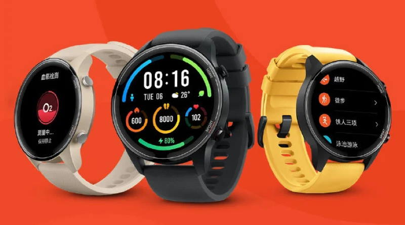 Xiaomi представила смарт-часы Mi Watch Color Sports Edition