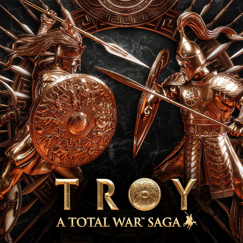 Тестирование в игре Total War Saga: Troy на видеокартах от среднего до топового уровня